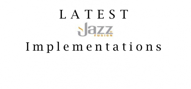 New Jazz Implementations