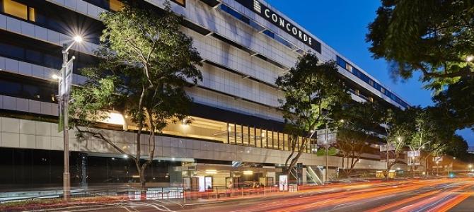 Concorde Hotel Singapore ~ HotSOS/REX/QIC