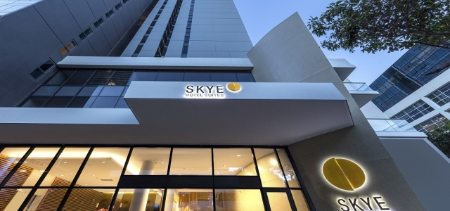 'SKYE' is the limit for McLaren's new  prestige Parramatta hotel project