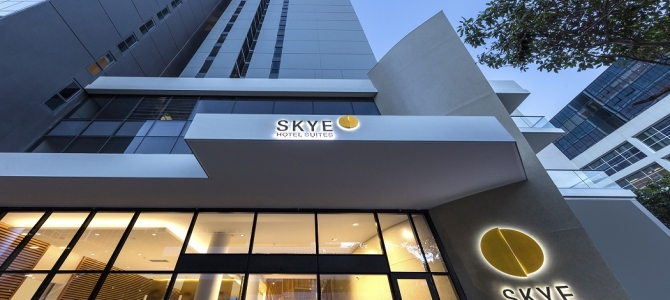 'SKYE' is the limit for McLaren's new  prestige Parramatta hotel project