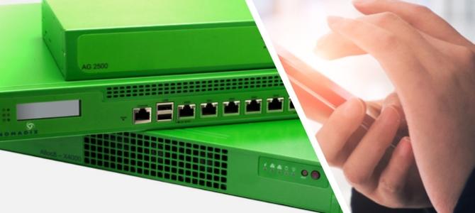 Nomadix Introduces the AG 6000 Gateway