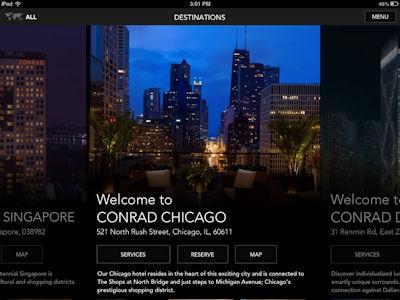 Conrad Launches Concierge