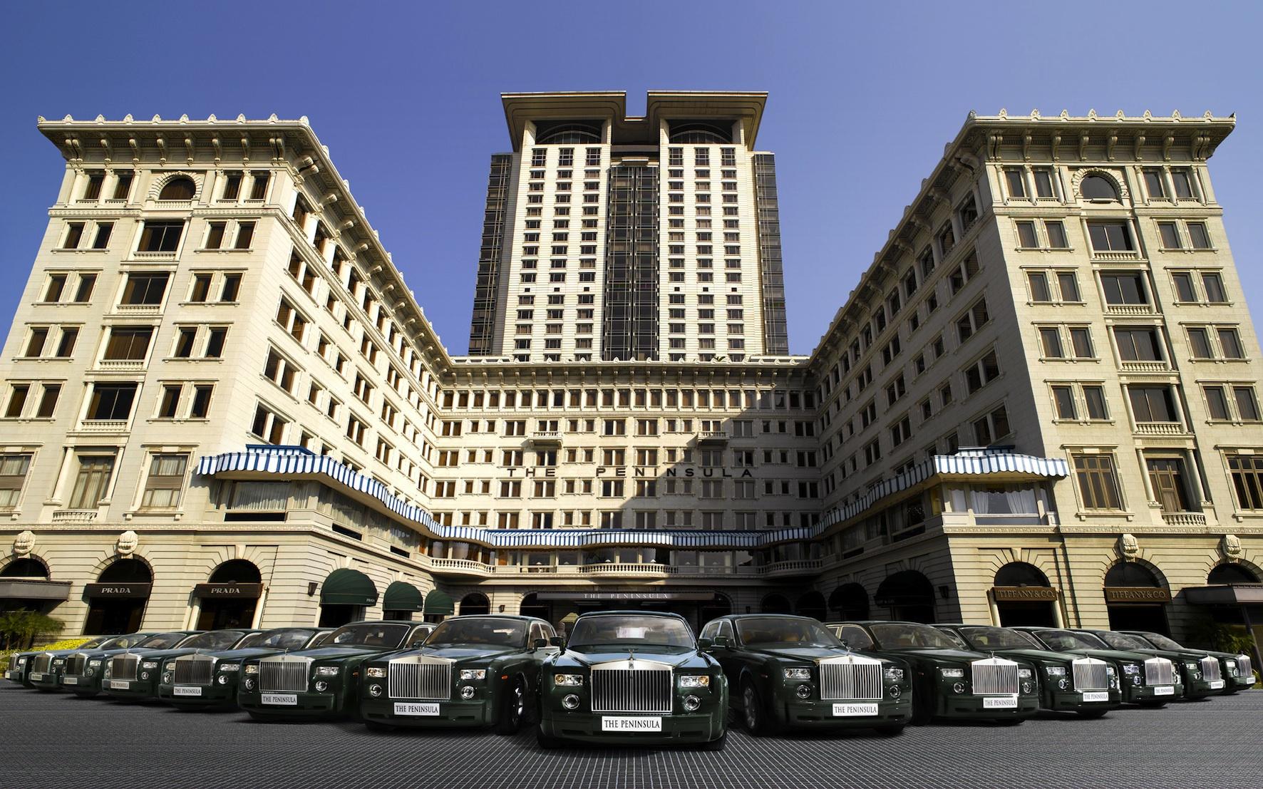 PHK Rolls RoyceFleetDay
