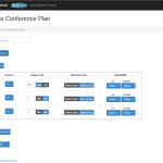 Create Conference Plan