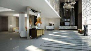 FS Abu Dhabi Lobby
