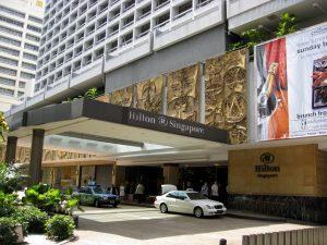 Hilton Singapore drive