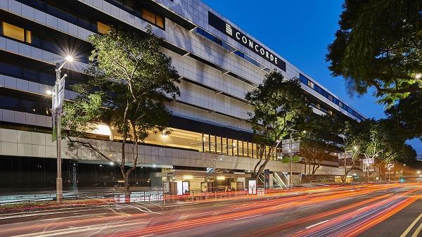 concorde hotel singapore 0