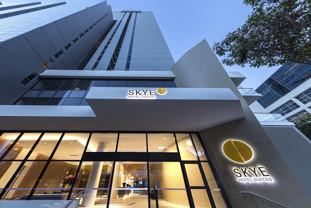 SKYE Hotel Suites Parramatta Exterior 1050 x 700