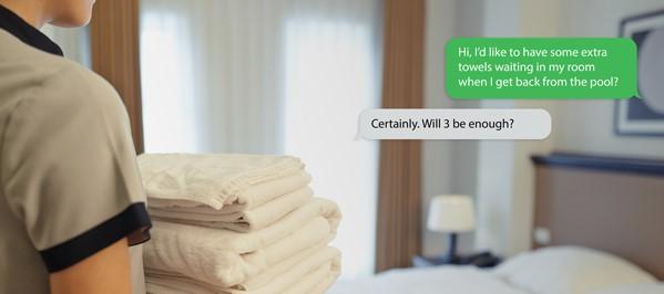 mercury messaging graphic towels