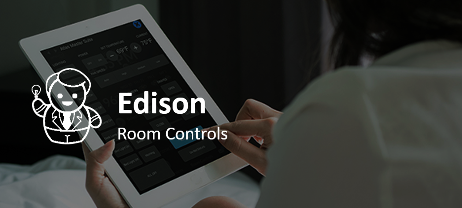 Edison Banner on Website