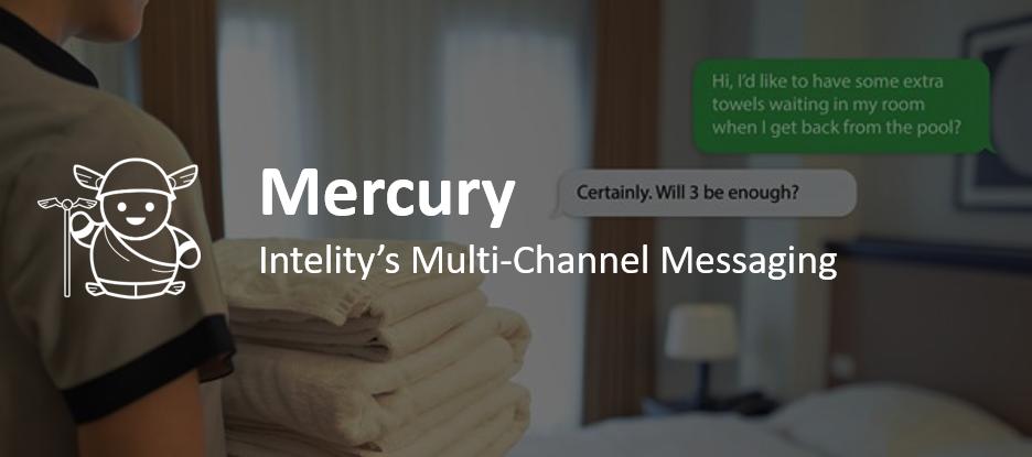 Mercury Banner on website