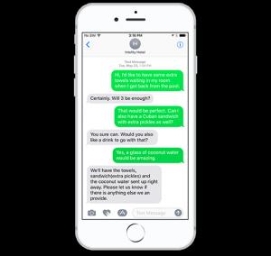 Intelity Messaging