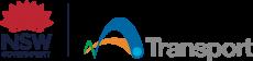 logo waratah transport text