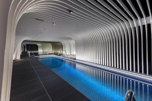 skye suites pool