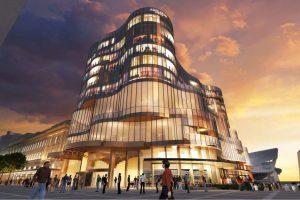 Skycity Adelaide Facade