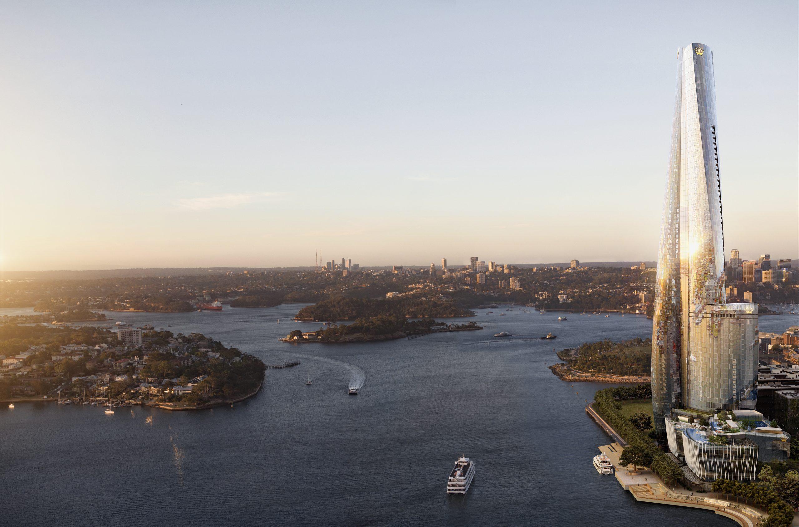 Crown Sydney Media Assets Aerial Hero Landscape 1 e1626742326816