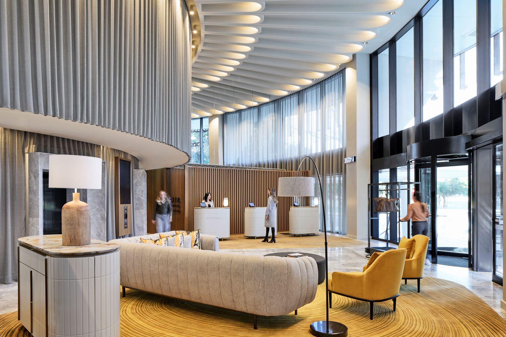Crystalbrook Kingsley Lobby